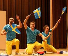игра скачать шведская семья