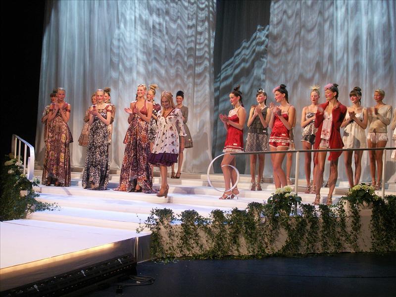 Дизайнеры дадут Киеву модный прогноз
